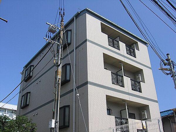 大阪府吹田市山手町3丁目の賃貸マンション