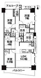 太秦天神川駅 5,380万円