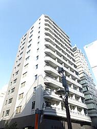 東京都港区赤坂3丁目の賃貸マンションの外観