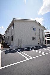 ベルメゾン弐番館[2階]の外観