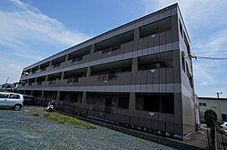 静岡県浜松市中区高丘西1の賃貸アパートの外観
