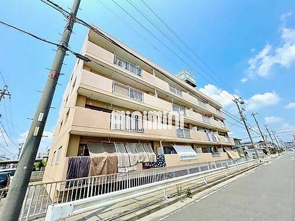 第3グランドハイツ服部 4階の賃貸【愛知県 / 名古屋市港区】