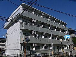 ハイツ志貴[3階]の外観