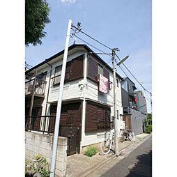 東京都世田谷区上馬4丁目の賃貸アパートの外観