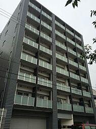 パークヒルズ難波南ルミエール[7階]の外観