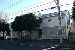 East Heim[2階]の外観