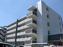 埼玉県春日部市粕壁の賃貸マンションの外観