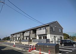 宮崎県宮崎市大字本郷北方の賃貸アパートの外観