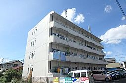 コーポ日比野[3階]の外観