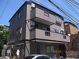パルコート神楽坂[1階]の外観