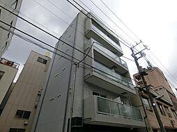 ABODE東浅草[6階]の外観