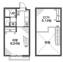 成城サイドヒル[2階]の間取り