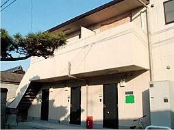 大阪府貝塚市小瀬1丁目の賃貸アパートの外観