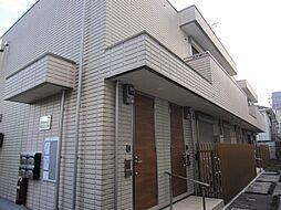 東京都武蔵野市境南町1丁目の賃貸マンションの外観