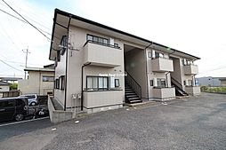 福岡県遠賀郡遠賀町松の本7丁目の賃貸アパートの外観
