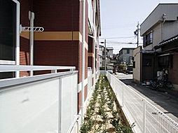 愛知県半田市横川町1の賃貸アパートの外観