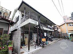 大阪府吹田市岸部北5丁目の賃貸アパートの外観
