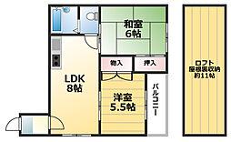 大和田駅 4.6万円