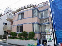 東京都豊島区雑司が谷1丁目の賃貸マンションの外観