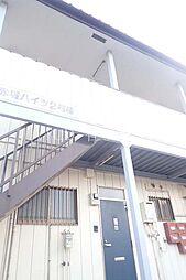 埼玉県川口市北原台2丁目の賃貸アパートの外観