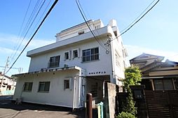 木本レジデンスA[4階]の外観