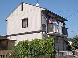 カーサボニータA 201[2階]の外観