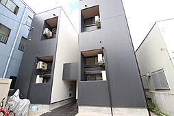 愛知県名古屋市緑区浦里3丁目の賃貸アパートの外観