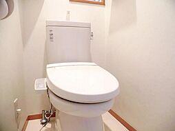 リフォーム前写真トイレは新品交換予定です。