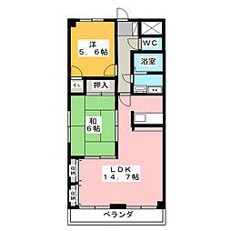 西可児駅 5.6万円