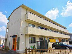 滋賀県草津市橋岡町の賃貸アパートの外観
