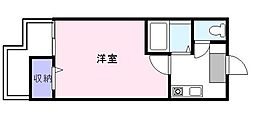 DHマンション4階Fの間取り画像