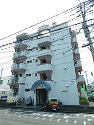 福岡県北九州市小倉北区片野2丁目の賃貸マンションの外観