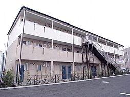 アルシオンA号棟[1階]の外観
