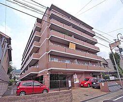 京都府京都市山科区四ノ宮中在寺町の賃貸マンションの外観