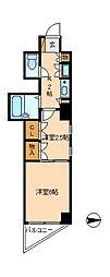 第2石井ビル[7階]の間取り