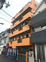 オーシャンハイツ[4階]の外観