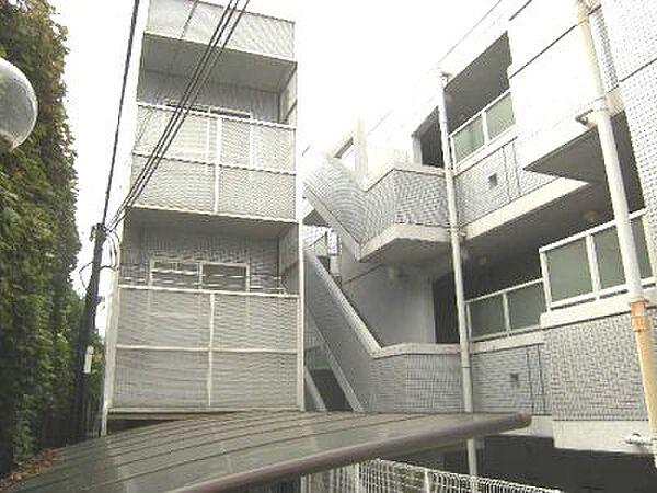 シティパレス谷田P-6[1階]の外観