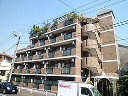 東京都板橋区成増2丁目の賃貸マンションの外観