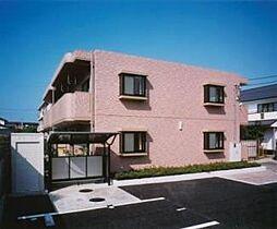 静岡県沼津市下香貫楊原の賃貸アパートの外観