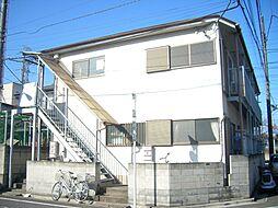 コーポ松清[2階]の外観