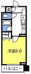 ロイヤルハイツ常盤[312号室号室]の間取り