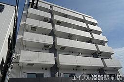 兵庫県姫路市博労町の賃貸マンションの外観