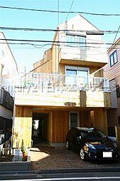 東京都品川区西中延2丁目の賃貸アパートの外観