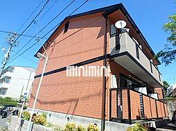サニーコート向山 B棟[1階]の外観