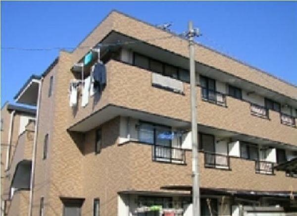 千葉県千葉市稲毛区稲毛東3丁目の賃貸マンションの外観