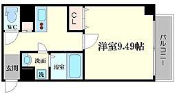 (仮称)守口市松町マンション[1階]の間取り