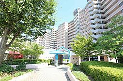 福岡県福津市中央1丁目の賃貸マンションの外観