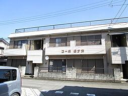 コーポ・タナカ[203号室]の外観