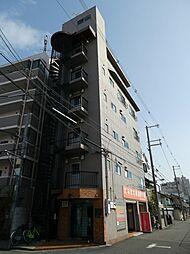 越部アルプス山坂ビル[2階]の外観