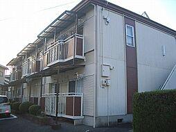 滋賀県大津市石山寺4丁目の賃貸アパートの外観